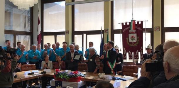 Premio Solidarietà alpina di Pinzolo, la Targa d'Argento a Zarko Trusnovec