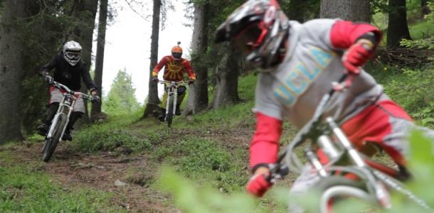 Pinzolo è freeride: il Brenta Bike Park del Doss del Sabion si arricchisce di 3 nuovi tracciati per gli appassionati del downhill