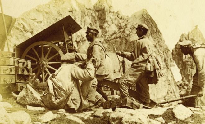Abschnitt Adamello 1915-1918. Presentato il nuovo libro sulla Grande Guerra del Parco Naturale Adamello Brenta