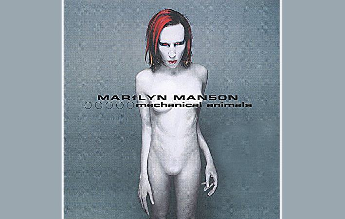 MARILYN MANSON - MECHANICAL ANIMALS 1