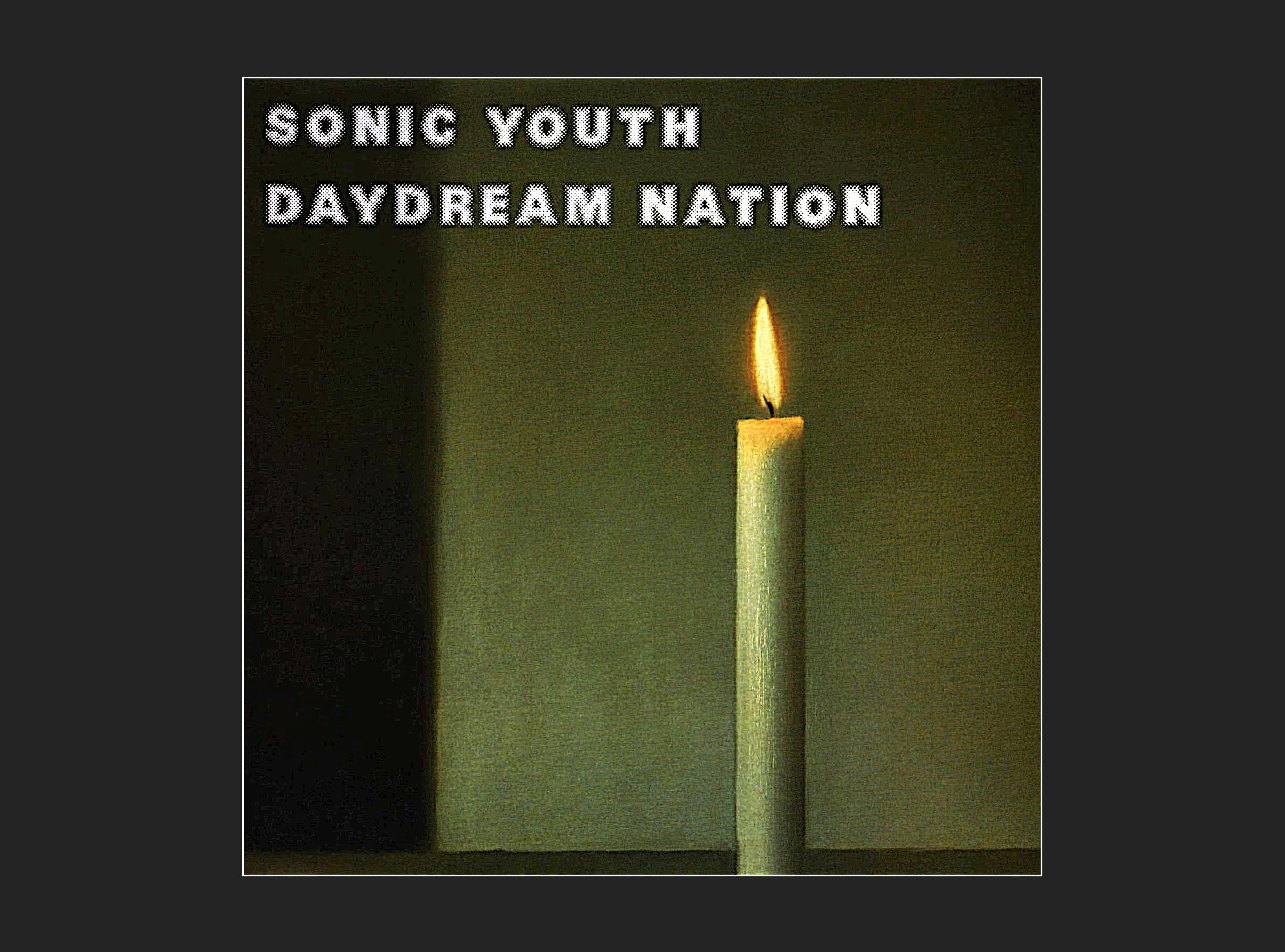 SONIC YOUTH. DAYDREAM NATION (1988). Affreschi di rumore nella desolazione contemporanea