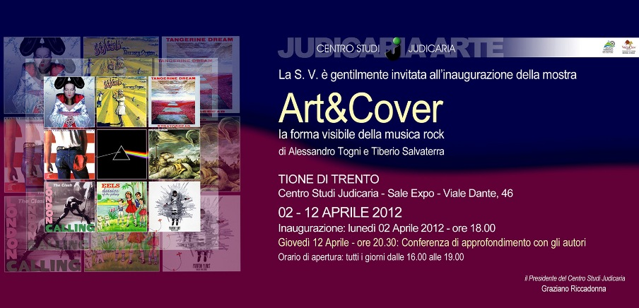 ART  COVER INVITO
