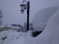 Neve 30 gennaio