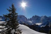 Fevri, sci alpinismo
