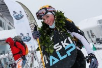 Elisa dei cas, ski alp val Rendena 1 - foto modica russo