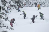 Momenti della gara, ski alp val Rendena 3 - foto modica russo