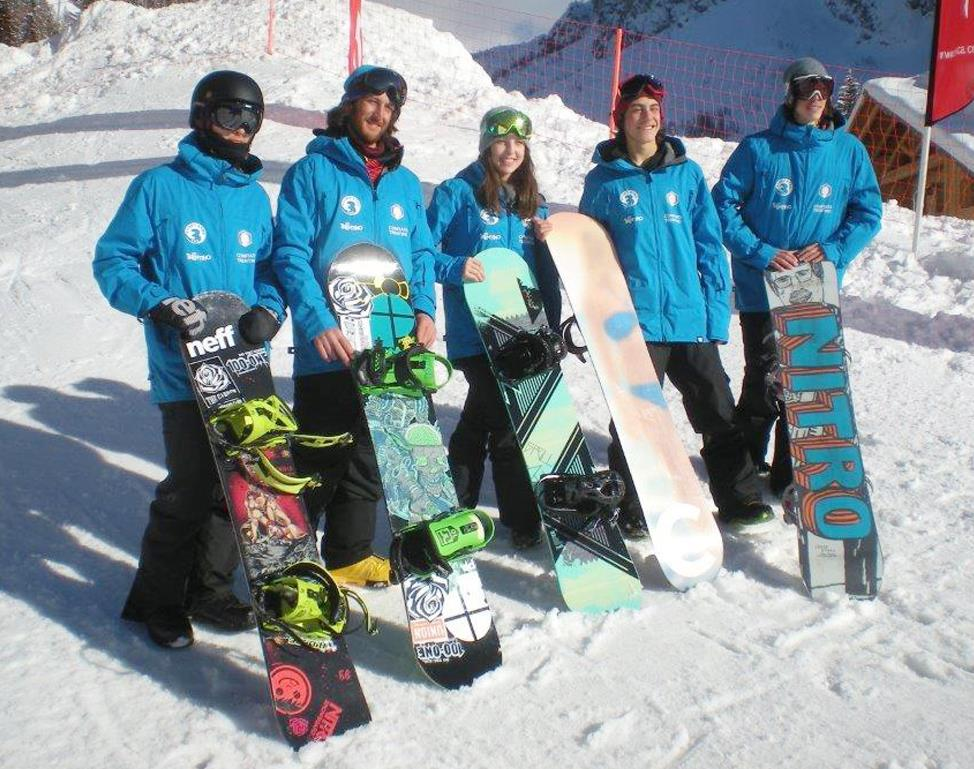 team trentino freestyle